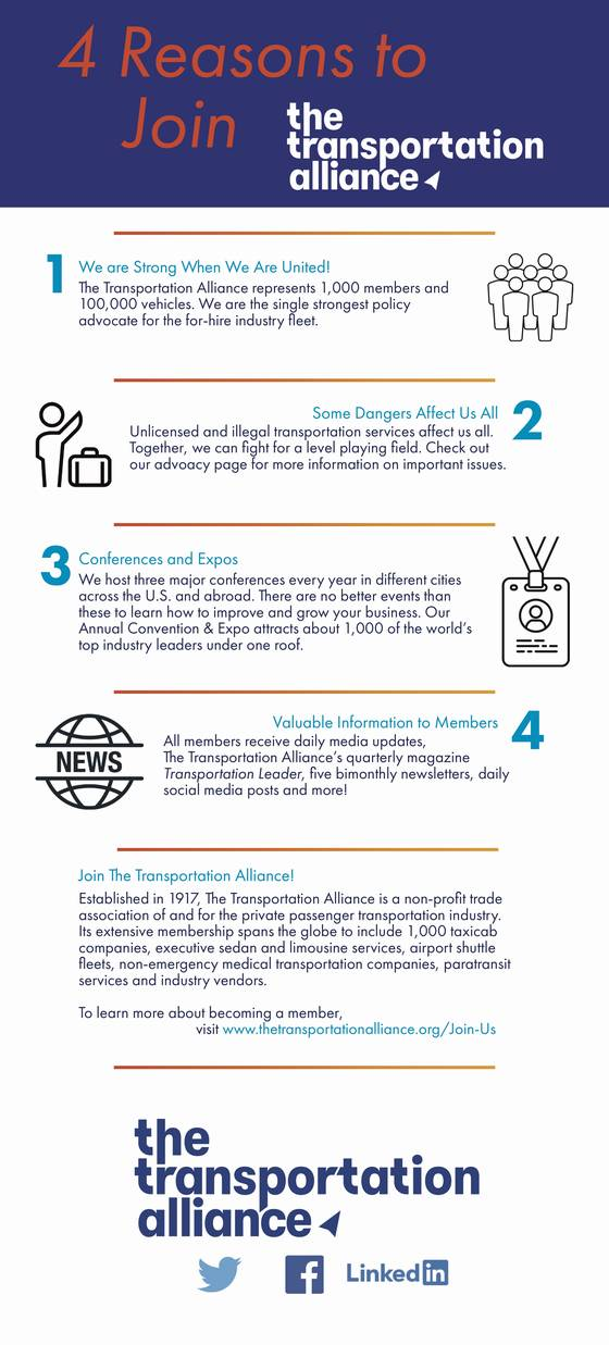 Infographic: 4 Reasons to Join the TLPA