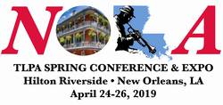 Logo: 2019 Spring Conference & Expo