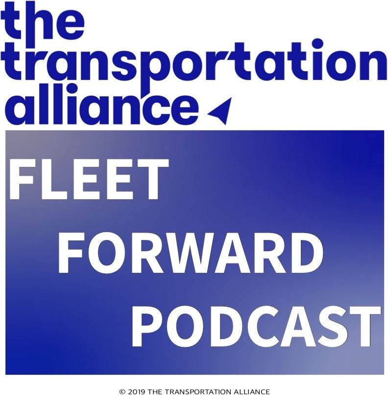 Image: TLPA Fleet Forward Podcast Logo