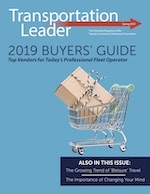 Spring 2019 Transportation Leader